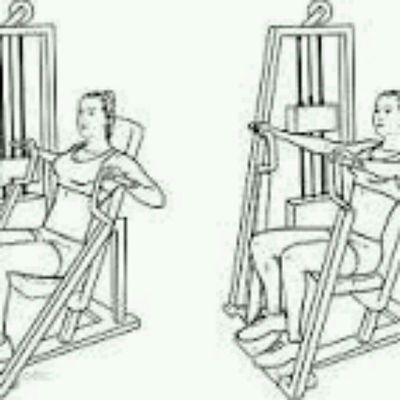 Machine Chest Press