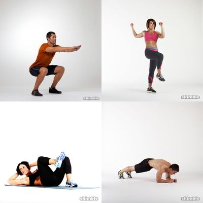 HIIT workouts over 20 min