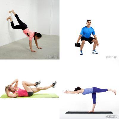 random workouts