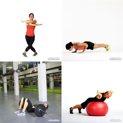 Favorite Lower Body