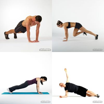 Keya's Workouts