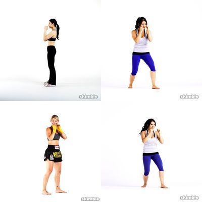 Kicks/Martial Arts