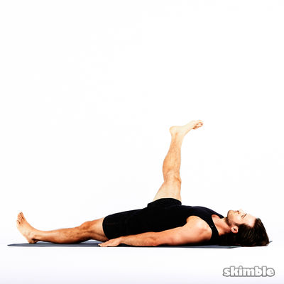 Right Leg Circles