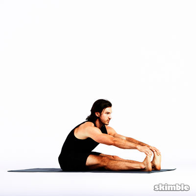 Seated Leg Stretch