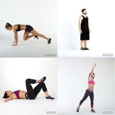 Ne workouts