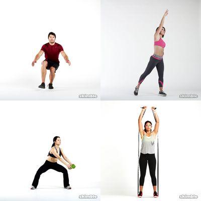 client workouts