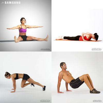 Aaron's Workouts