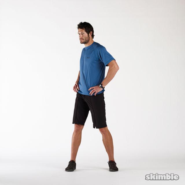 How to do: Torso Twists - Step 1