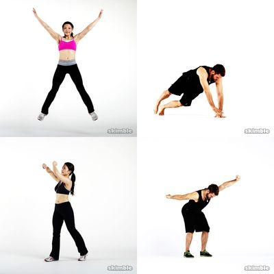 Jen's workouts