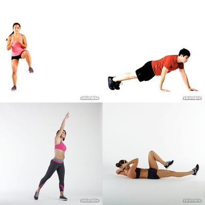 Kristian's Workouts