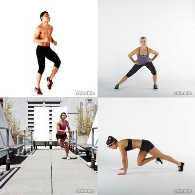 Cardio/Full Body