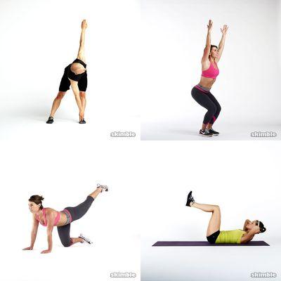 future workouts