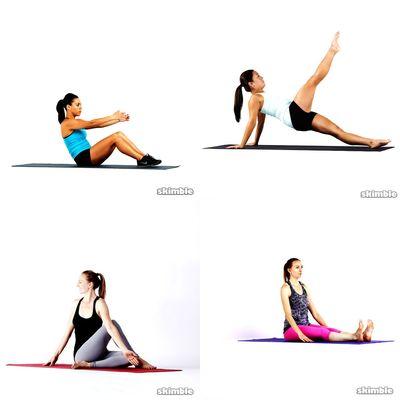 Yoga/Pilates