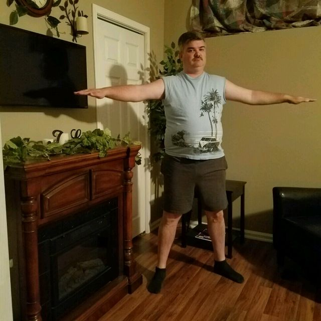 How to do: Hand To Toe Right - Step 1