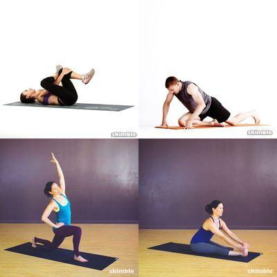 flexibilidad relajación..?