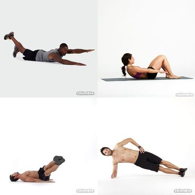 workouts Core