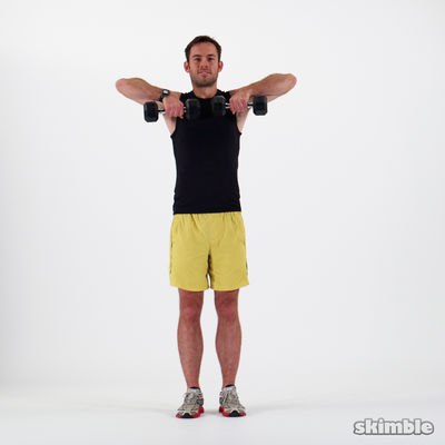 Upright Rows