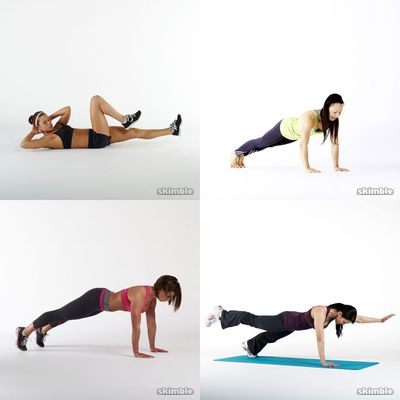 cami workouts