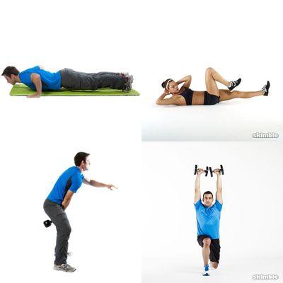 workouts?