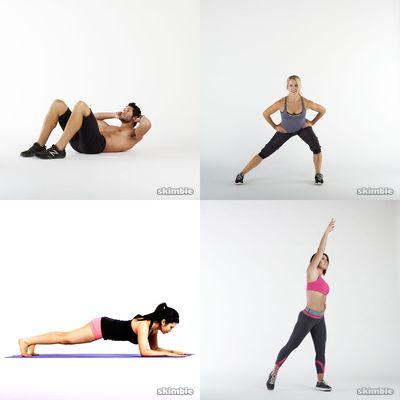 starter workouts