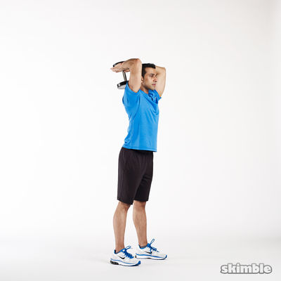 WORKOUT. Upper body. Chest Circuit
