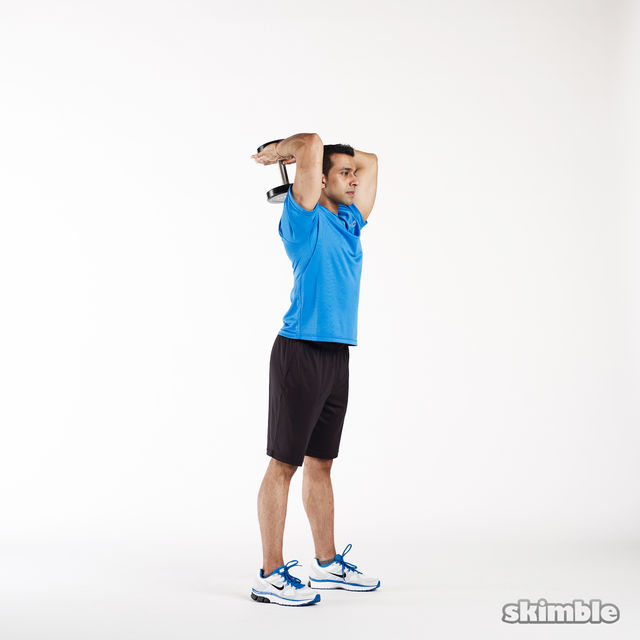 Monday Circuit Upper Body