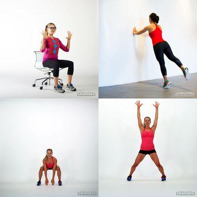 exersize routines
