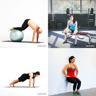S. U. Workouts