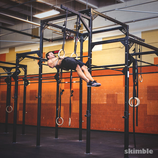 How to do: Muscle Ups - Step 2