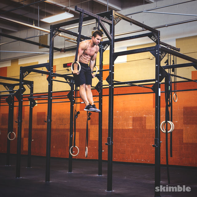 How to do: Muscle Ups - Step 4