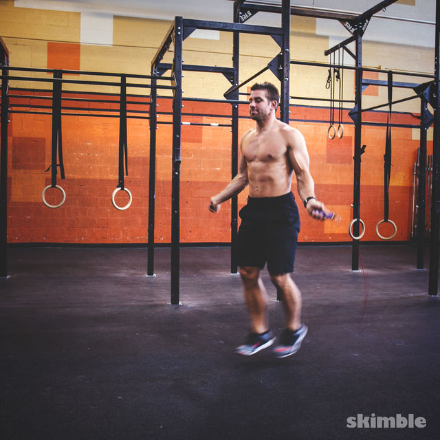 Jump & Shred 3 (Medicine Ball)