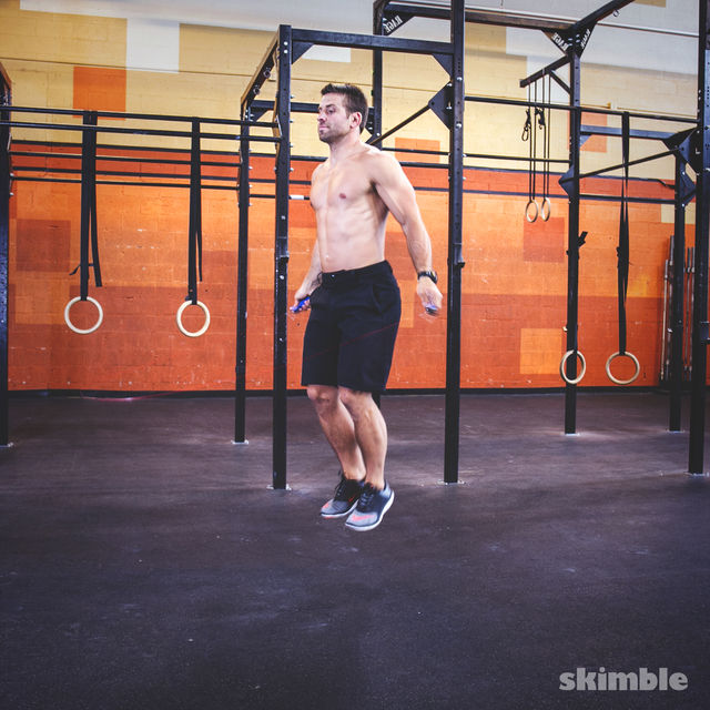 How to do: Double Unders - Step 1