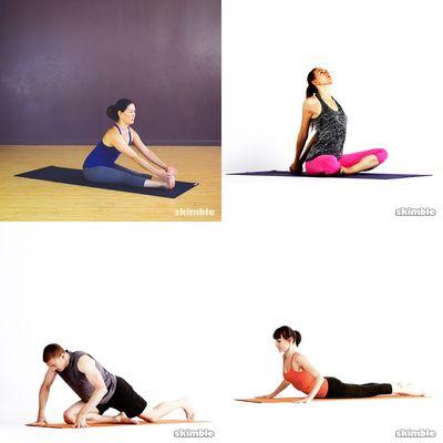 Stretches, Yoga etc.