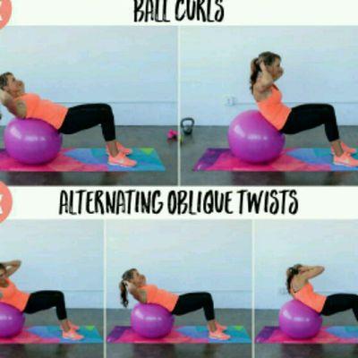 Body Ball Workout