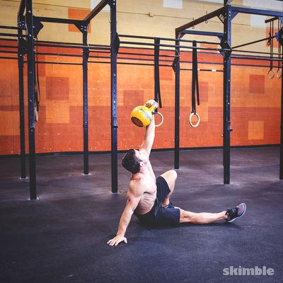 Core Life 16 Week Strength Program(Week 5)