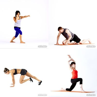 kesha workout