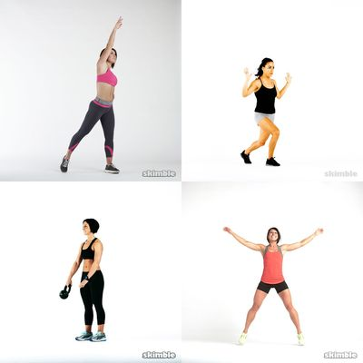 Bia's workout