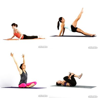 Viernes de Yoga