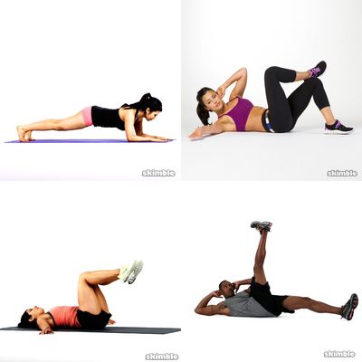 Core and flexibility