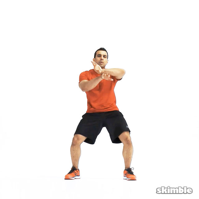 How to do: Hip and Hand Groove - Step 2