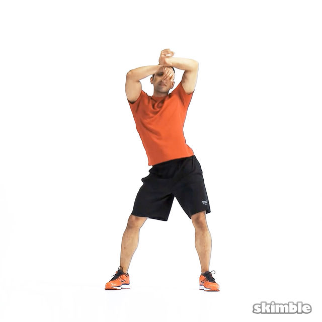 How to do: Hip and Hand Groove - Step 3