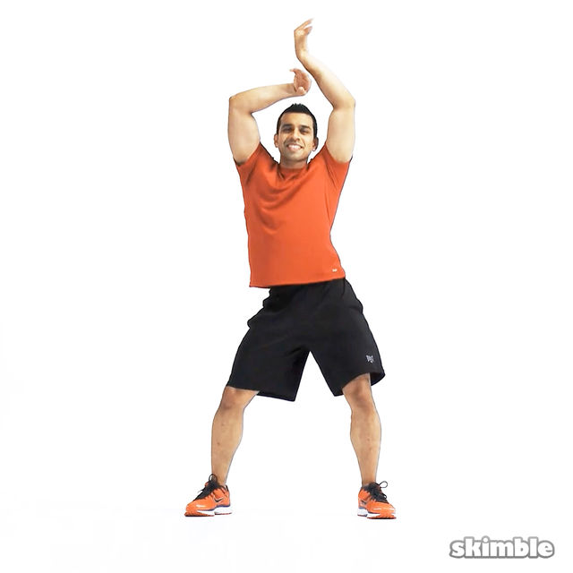 How to do: Hip and Hand Groove - Step 4