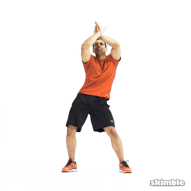 How to do: Hip and Hand Groove - Step 5