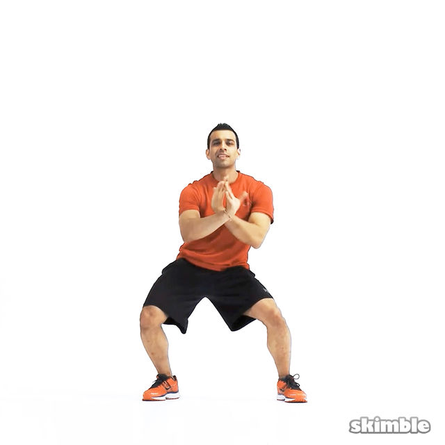How to do: Hip and Hand Groove - Step 6