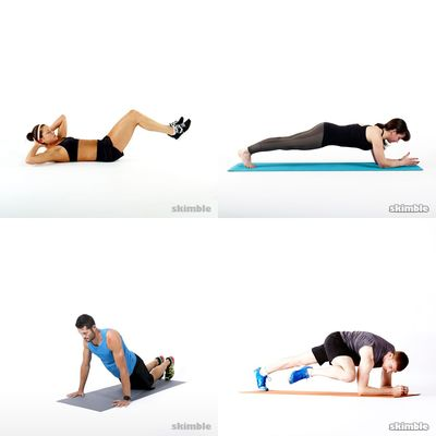 start getting toned