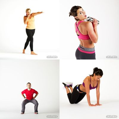 exercise anytime - anyday