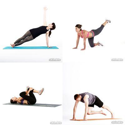 yoga mornings