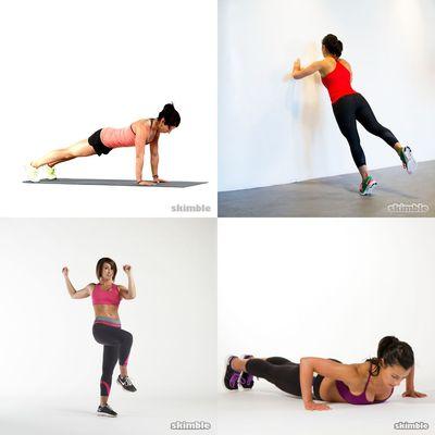 30 min workouts