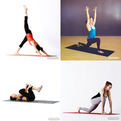 Yoga for hips