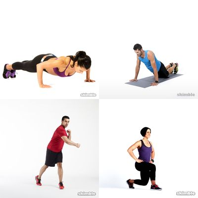 Fave workouts